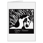Gypsy Vanner Greeting Cards