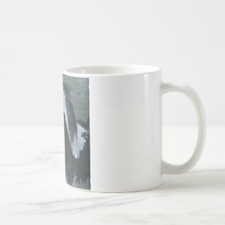 Gypsy Vanner Horse Coffee Mug