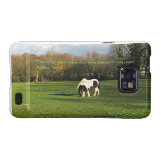 Gypsy Vanner Horse Gifts Samsung Galaxy SII Cover