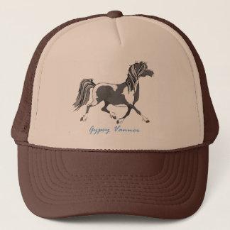 Gypsy Vanner Horse Trucker Hat