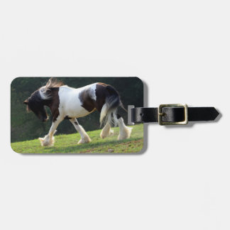 Gypsy Vanner Tags For Bags