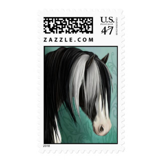 Gypsy Vanner Medium Stamps