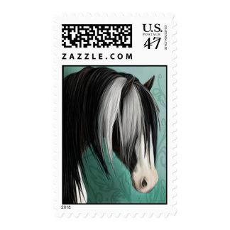 Gypsy Vanner Medium Stamps