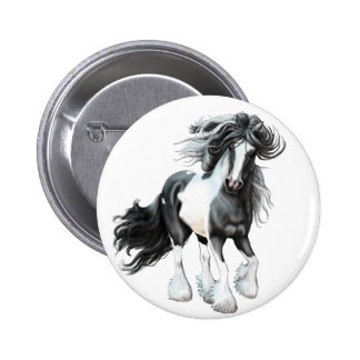 Gypsy Vanner...Prince Button