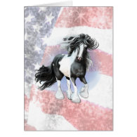 Gypsy Vanner Prince Cards