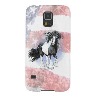 Gypsy Vanner Prince Galaxy S5 Case