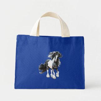 Gypsy Vanner...Prince Mini Tote Bag