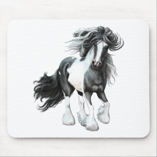 Gypsy Vanner...Prince Mouse Pad