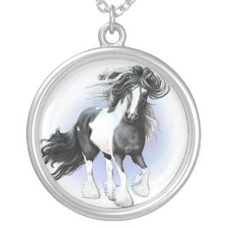 Gypsy Vanner Prince Custom Jewelry