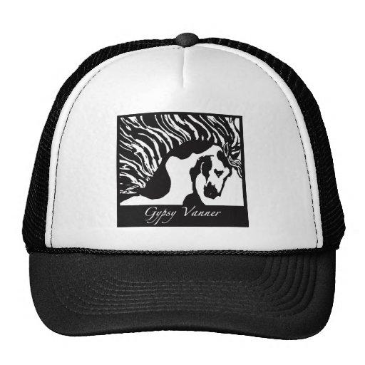 Gypsy Vanner Trucker Hat
