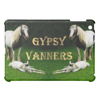 Gypsy Vanners iPad Mini Cover