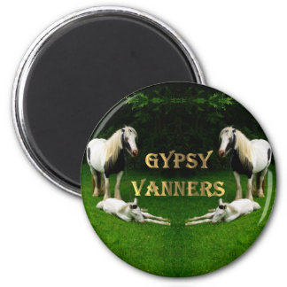 Gypsy Vanners Magnet