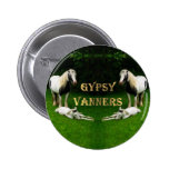 Gypsy Vanners Pinback Button
