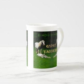 Gypsy Vanners Tea Cup