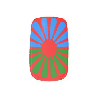 Gypsy Wagon Wheel Minx® Nail Wraps