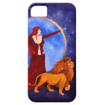 Gypsy Witch Fantasy Goddess Art Nouveau iPhone 5 Cover