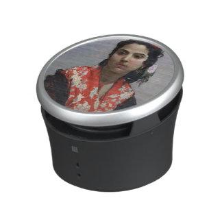Gypsy Woman Bluetooth Speaker