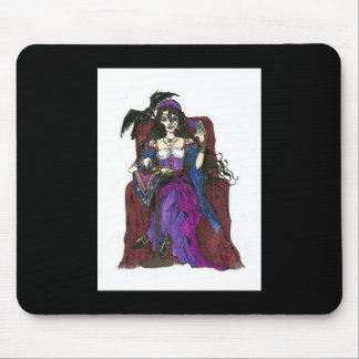 Gypsy Woman Mousepad