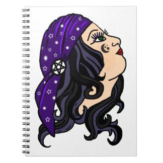 Gypsy Woman Notebook
