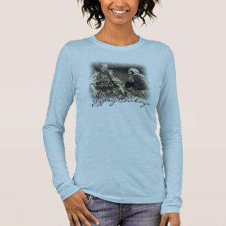 gypsy women feathered, Gypsy Cowboys - Customized Long Sleeve T-Shirt