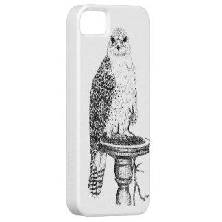 Gyr Falcon I phone case