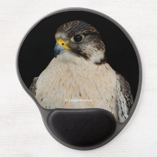 Gyrfalcon Saker Hybrid Falcon Gel Mouse Pad