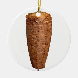 Gyro - Kebab Ceramic Ornament