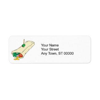 gyro label