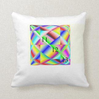 Gyroscopic Throw Pillow
