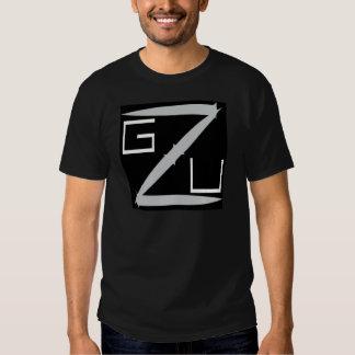 GZU Pointes Ecriture Blanche Shirt