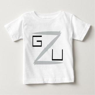 GZU Pointes Ecriture noire T-shirt