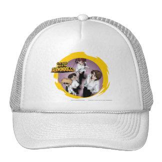 H001 TRUCKER HAT