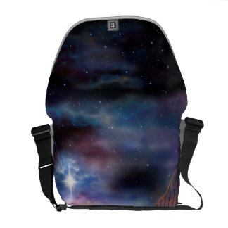 H024 Bridge to Truth Courier Bag