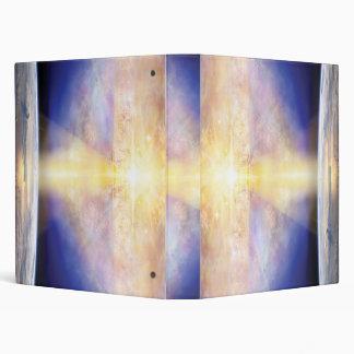 H030 Heaven & Earth 3 Ring Binder