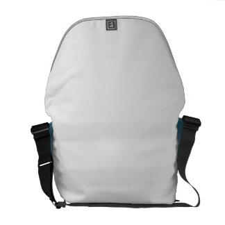 H036 Whale Below Courier Bag