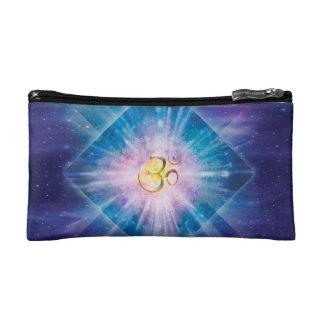 H039 Om Space Cube Makeup Bag