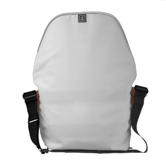 H055 Crest of Truth Courier Bag