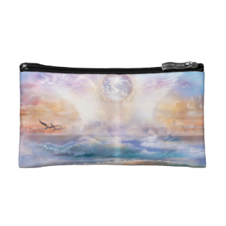 H079 Enchanted Wings Cosmetic Bag