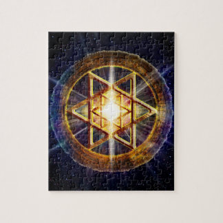 H109 Stars of David 2013 Jigsaw Puzzle