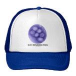 H1N1 Influenza Virus Hat