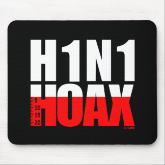 H1N1 VACCINE MOUSE PAD