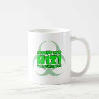 H1Z1 The Zombie Flu Coffee Mug