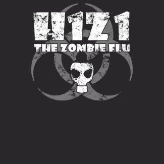 H1Z1 Zombie Flu shirt