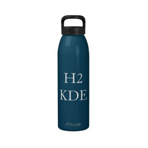 H2 KDE BOTALLAS DE AGUA