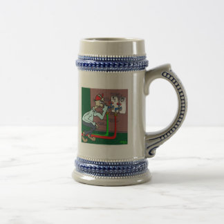 H2 & O Faucets Beer Stein