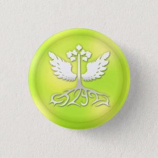 h2g2c2 green pinback button