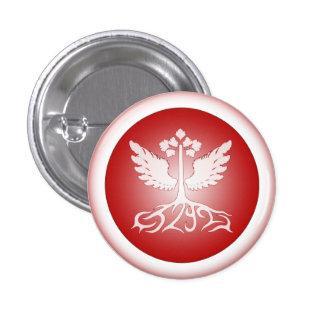 h2g2c2 red 1 inch round button