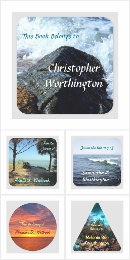 H2O Bookplates