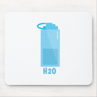H2O Bottle Mouse Pad