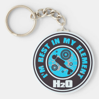 H2O_DIVER KEYCHAIN